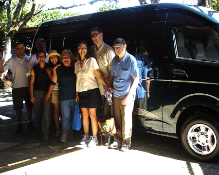 tours and transfers around costa rica