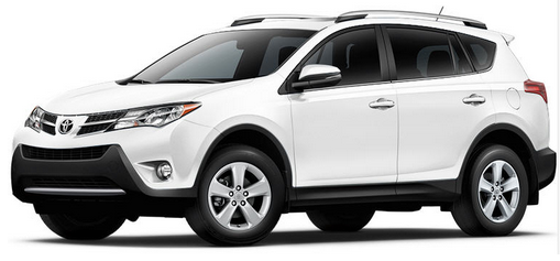 RAV4 car rental Costa Rica