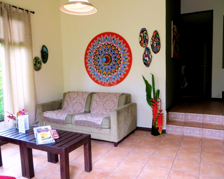 Well appointed private casitas near San Jose (SJO) airport
