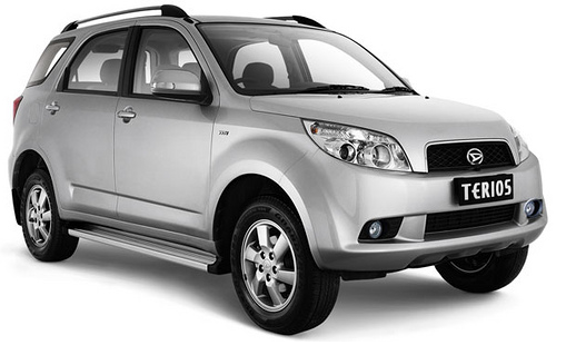 Daihatsu Terios Bego for rent